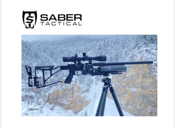 Saber Tactical Chassis for FX Crown (all models)