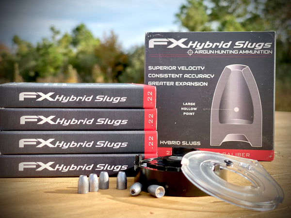 FX Hybrid Slugs  (.22/22gr only Available)