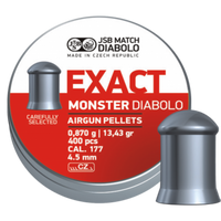 JSB DIABOLO EXACT MONSTER .177