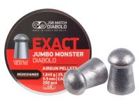 JSB 0.22 JSB Redesigned Monster Pellets .22 200 ct.