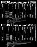 FX Wildcat MKlll Sniper 700mm (Email for Availability)