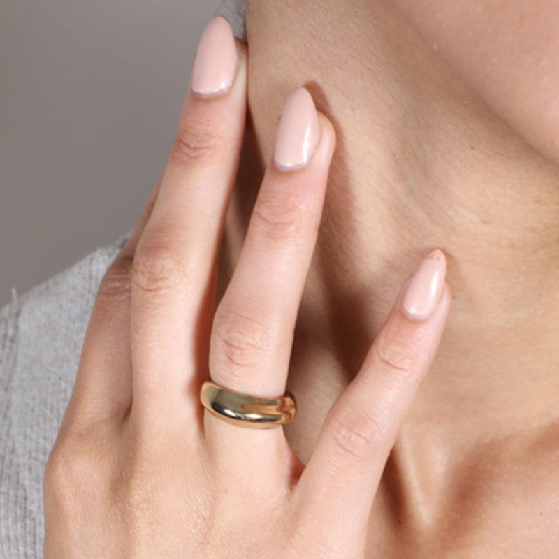 Dome Ring - Taylor Adorn