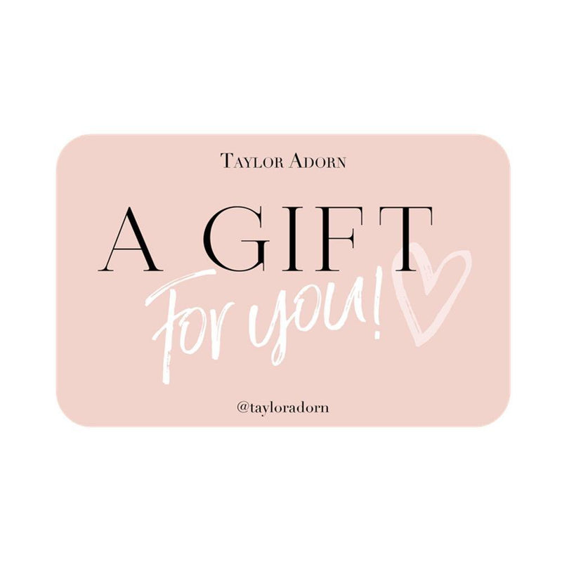 Adorned Gift Card