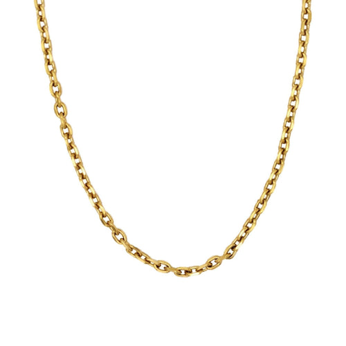 Alex 4MM Chain Necklace - Taylor Adorn