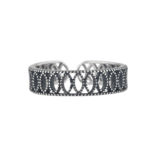 Barb Band Ring - Taylor Adorn