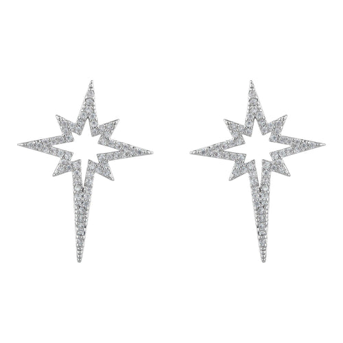 Bellatrix Star Stud Earring - Taylor Adorn