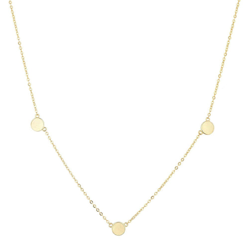 Bria Chain Necklace - Taylor Adorn