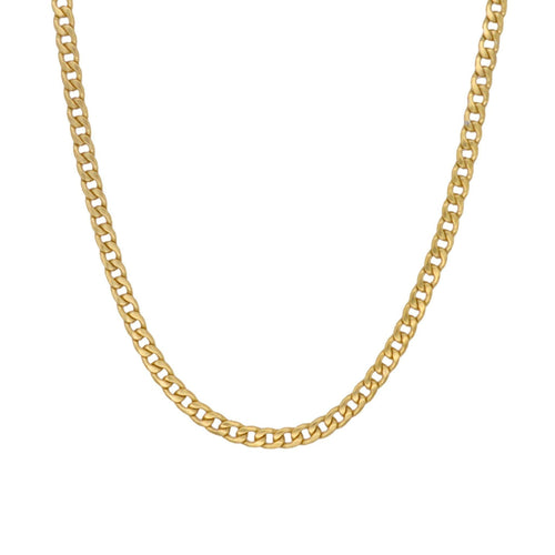 Brooklyn 4.5MM Chain Necklace - Taylor Adorn