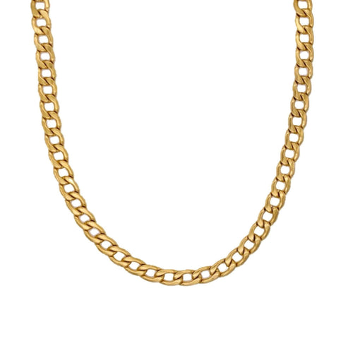 Brooklyn 6MM Chain Necklace - Taylor Adorn