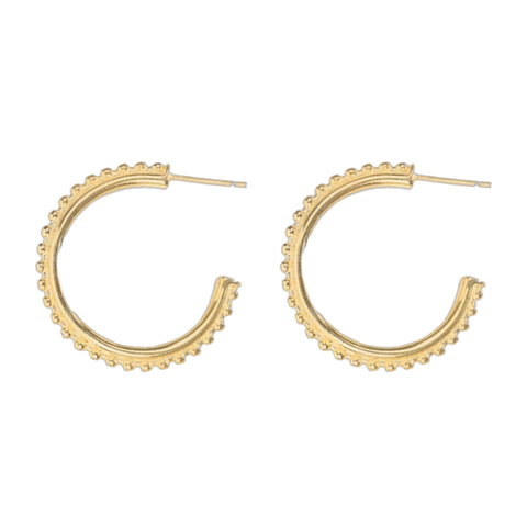 Gigi Hoop Earrings