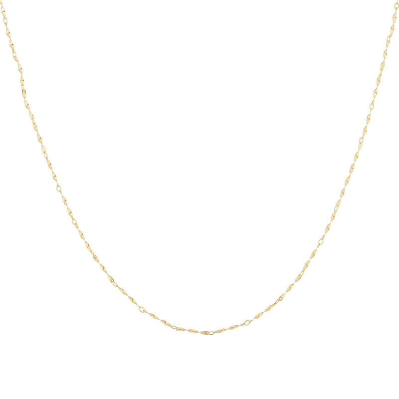 Chrystie Chain Necklace - Taylor Adorn