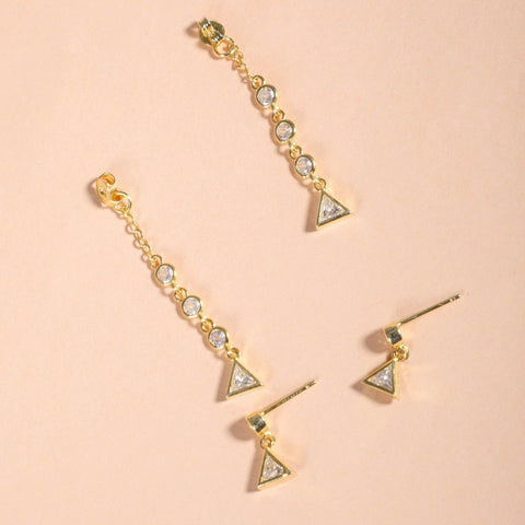 Cyn Drop Earring