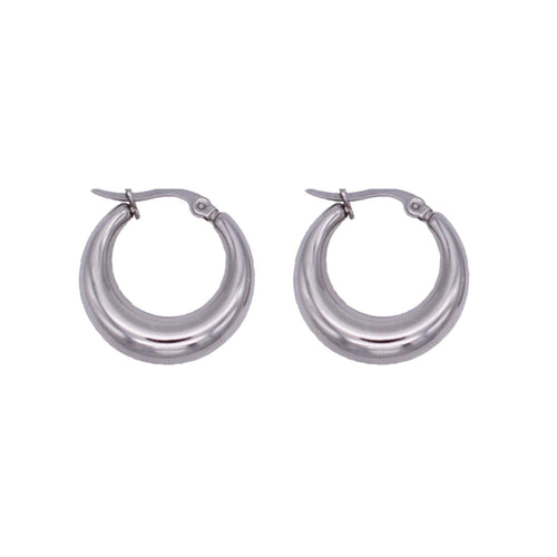 Demi 23MM Hoop Earring - Taylor Adorn