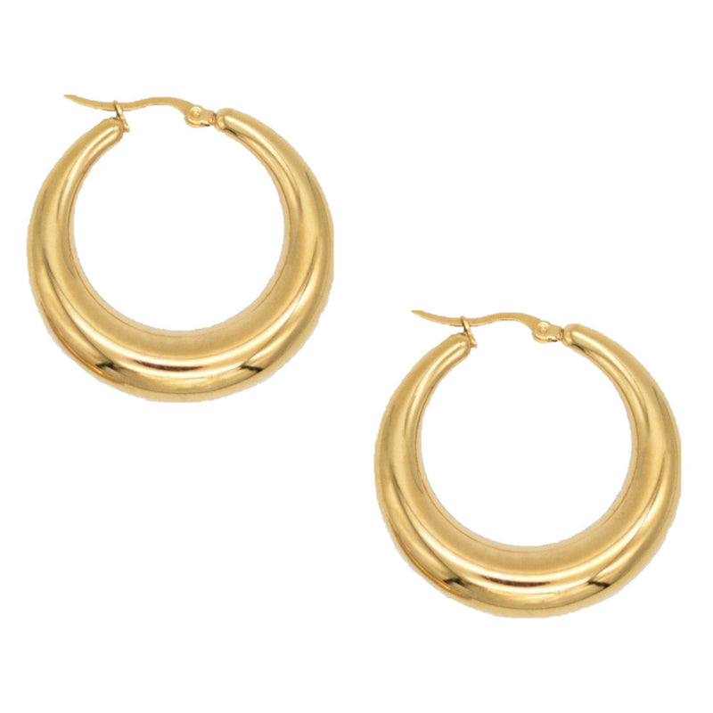 Demi 38MM Hoop Earring