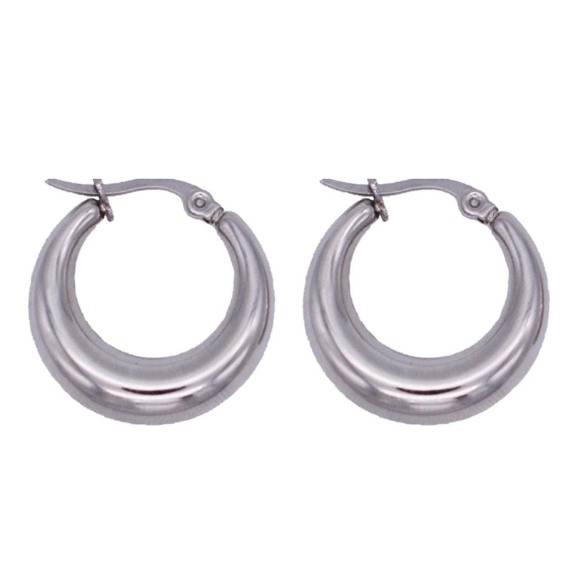 Demi 38MM Hoop Earring - Taylor Adorn