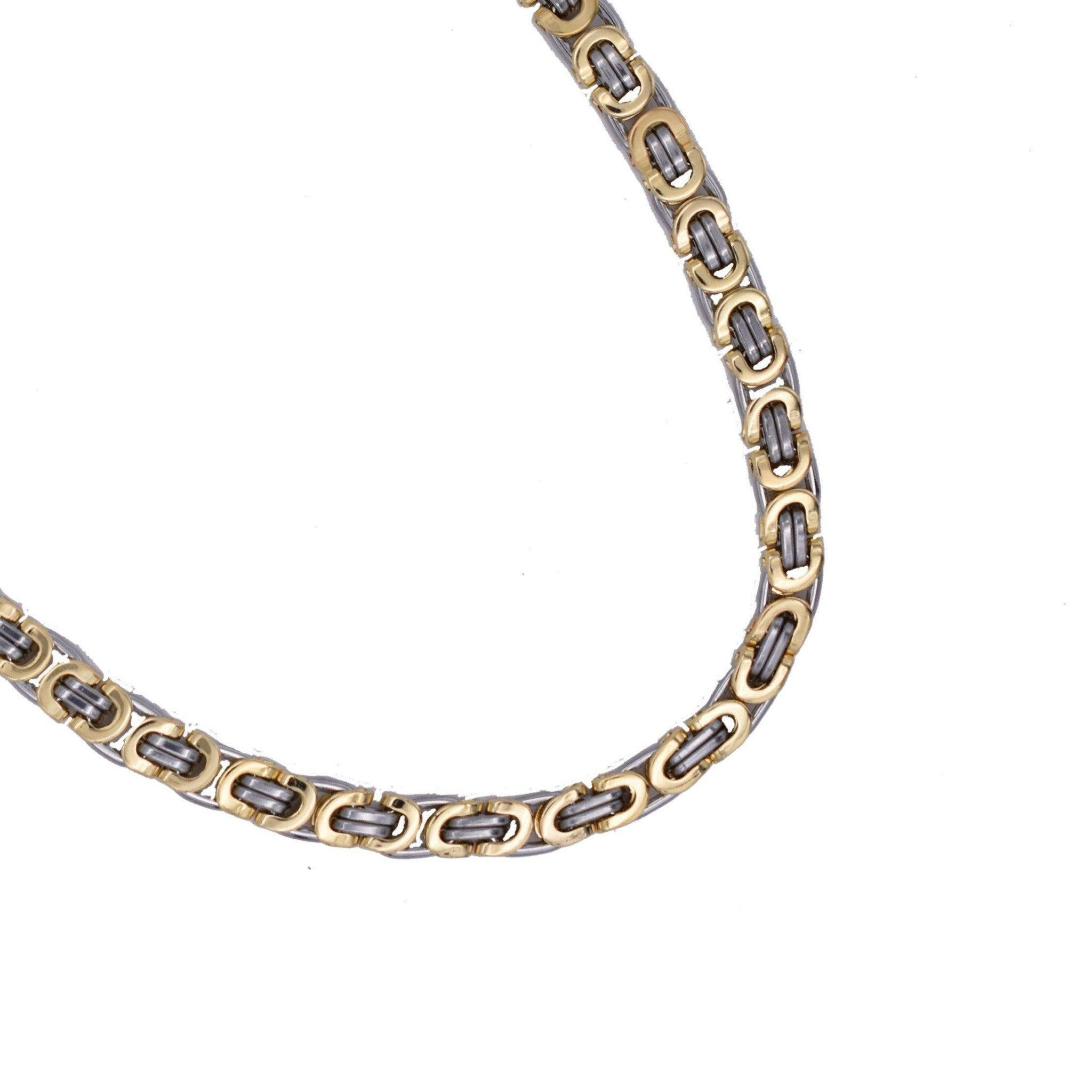 Dior Chain Necklace - Taylor Adorn