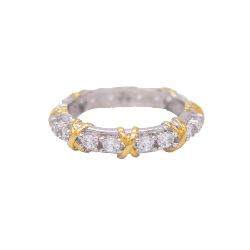Dior Diamond Band Ring - Taylor Adorn