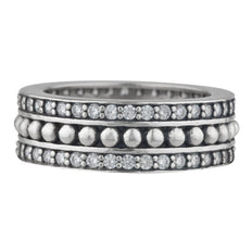 Jax Pave Band Ring - Taylor Adorn