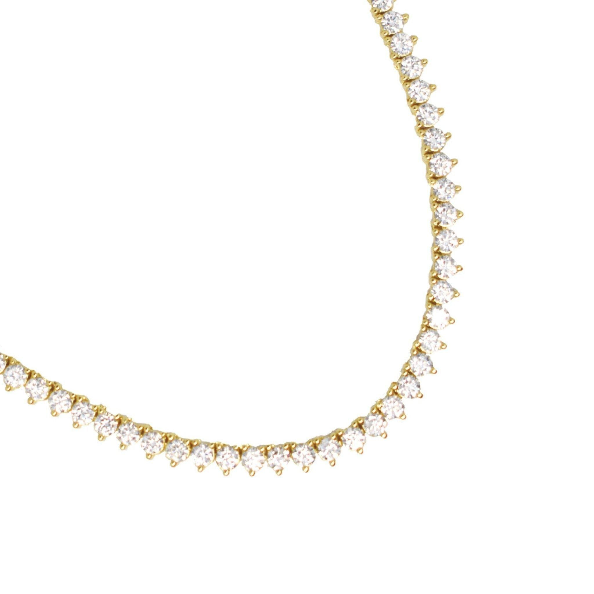 Kensie Diamond Collar - Taylor Adorn