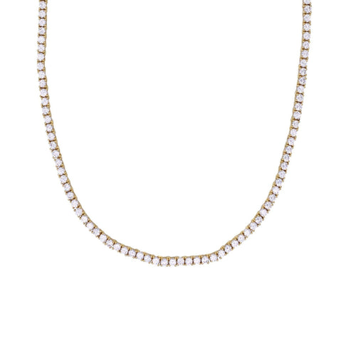 Kimora Diamond Collar - Taylor Adorn