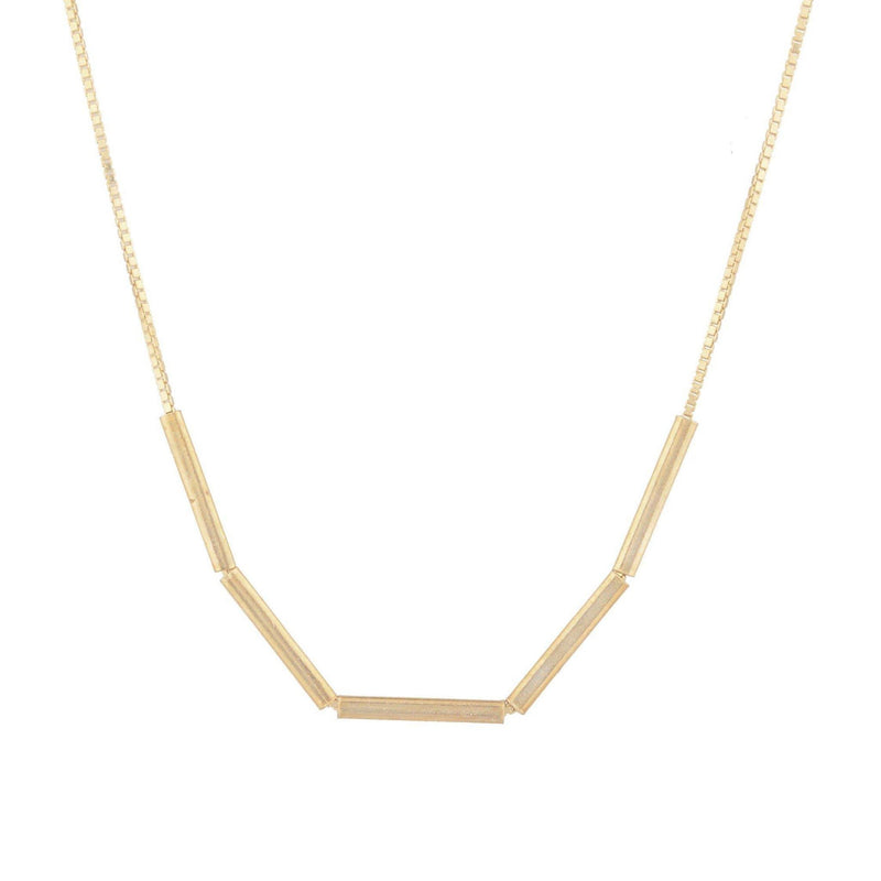 Linea Gold Chain Necklace - Taylor Adorn