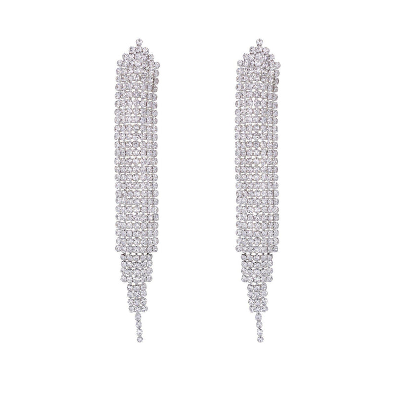 Monroe Diamond Drop Earring - Taylor Adorn