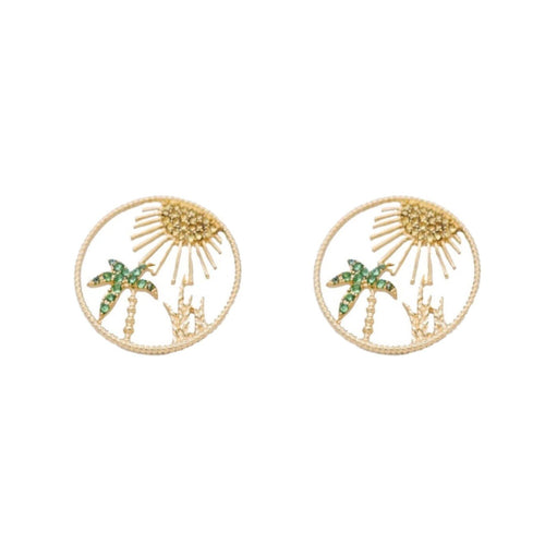 Paradise Stud Earring - Taylor Adorn