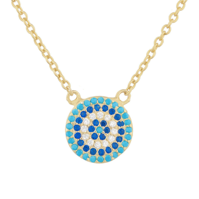Pia Turq Pendant Necklace - Taylor Adorn