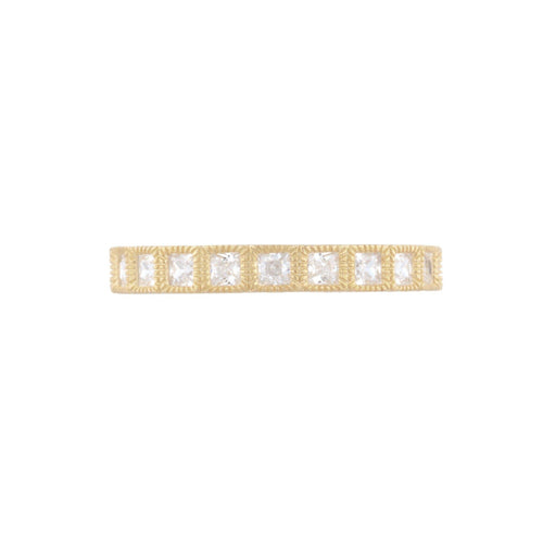 Princess Eternity Band Ring - Taylor Adorn