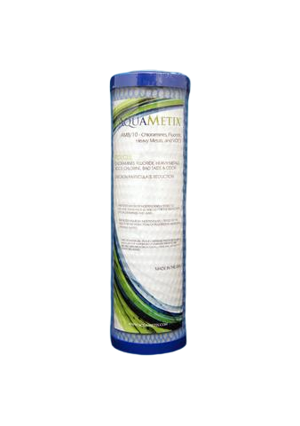 "AquaMetix® 10"" Replacement Filter for Inline SS System"
