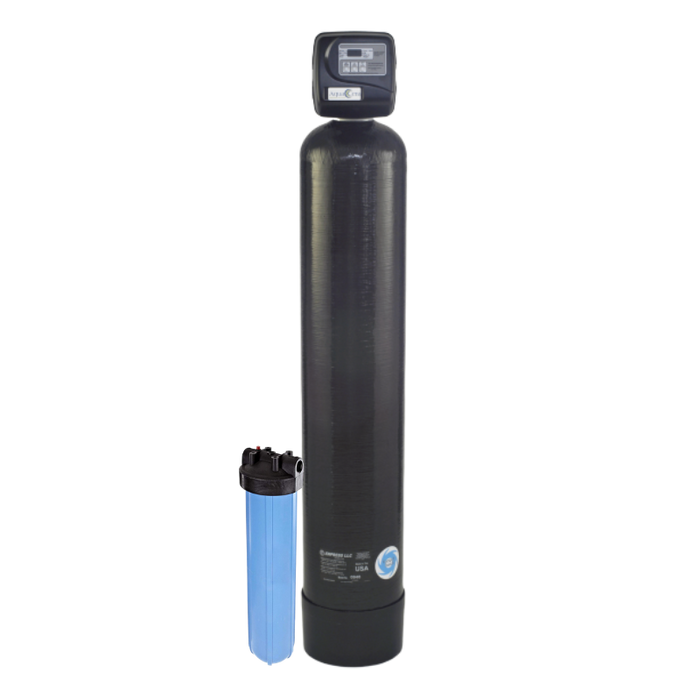 AquaWash® plus KDF Whole House Water Filtration System