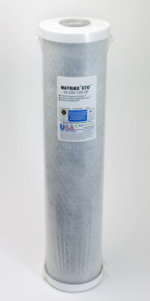 MatriKX CTO Activated Carbon for Whole House Big Blue