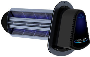HALO-LED Whole Home In-Duct Air Purifier 24 VAC 1000-6500 CFM