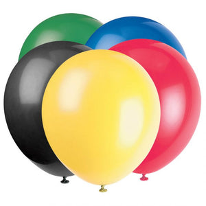12 Inches Balloons - بالونات - Optimum Copy Center