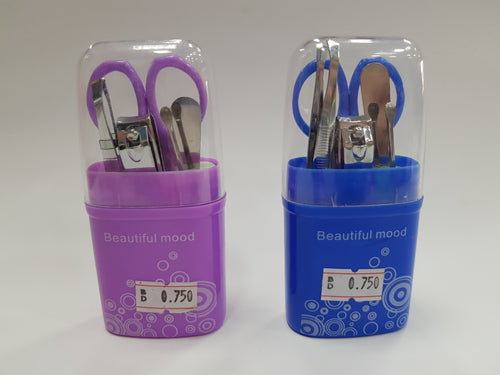 Portable Travel Nail Clippers Sets for Nails Manicure Pedicure Set - Optimum Copy Center