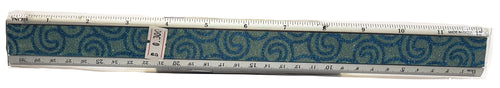 Aluminum Glittered Ruler مسطرة - Optimum Copy Center