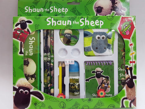 Shaun The Sheep School Supplies Set - Optimum Copy Center