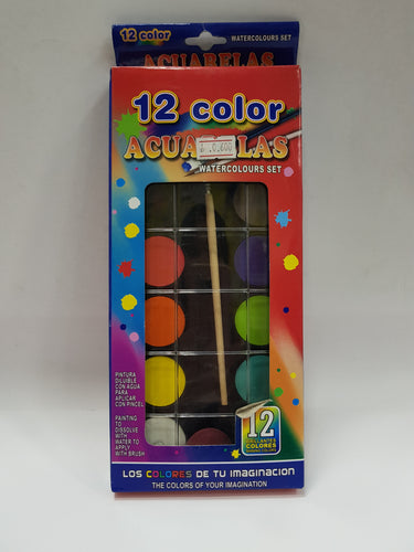 Watercolor Sets - Optimum Copy Center