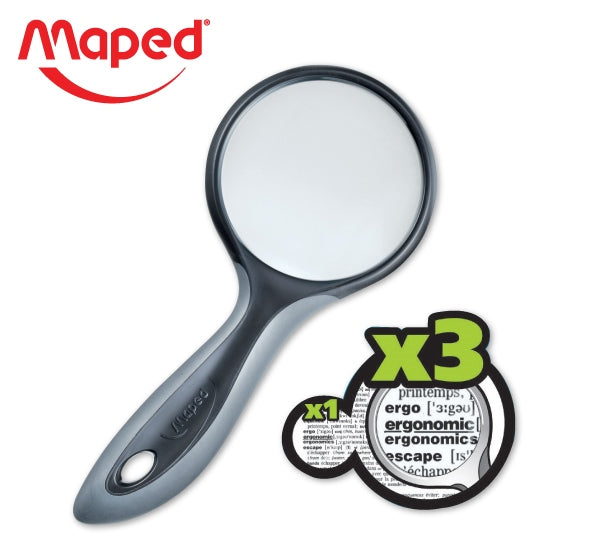 Maped Magnifying Glass ( 75 mm zoom) - Optimum Copy Center