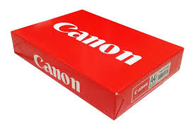 Canon A4 Size 80gsm Business High Grade Paper اوراق طابعات - Optimum Copy Center