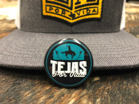 "The ""Tejas Vaquero"" Pin"