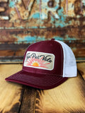 "The ""Tequila Sunrise"" Patch Lid"