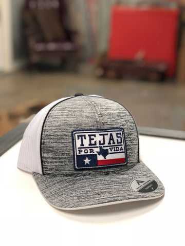 "The ""1989 Tejas Flag"" Patch Lid"