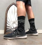 "The ""Tejas The Truth"" Crew Socks"