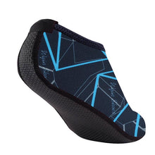 Men Woman Barefoot Skin Sock Striped Shoes Beach Pool Water Socks GYM Aqua Beach Swim Slipper On Surf Aqua Shoes