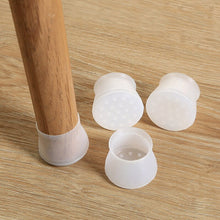 1pcs Furniture Silicon Protection Cover Table  Chair Leg Mat Non-slip Leg Caps Foot Protection Cover Pads Floor Protectors