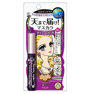 Isehan Kiss Me Heroine Volume and Curl Mascara Super Water proof