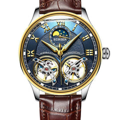 DOUBLE TOURBILLION  EXCLUSIVE