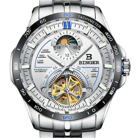 RACETIMER TOURBILLION