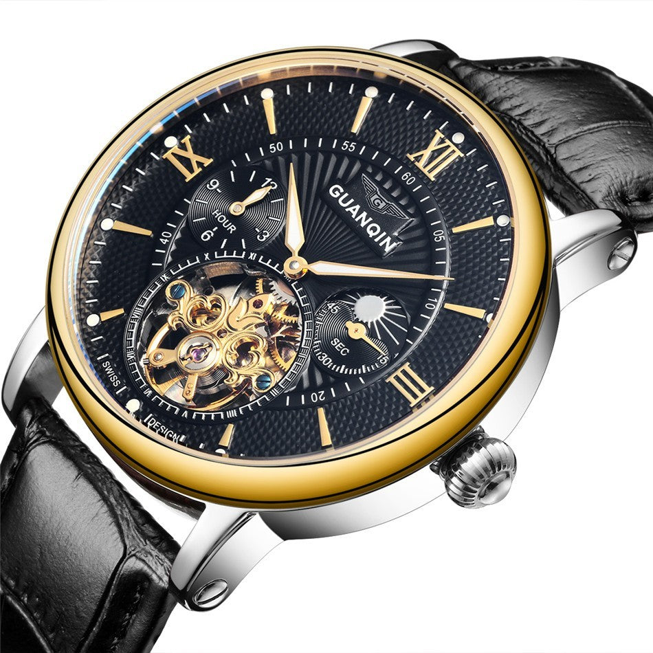 AVIATION ROYALTIMER - Gold | Schwarz